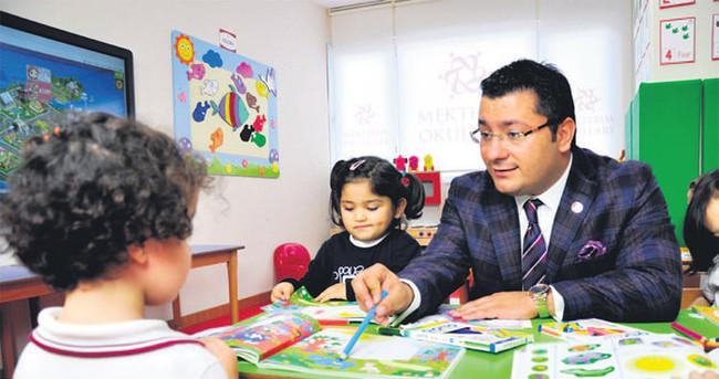 Sektörün en genç lideri