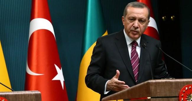 Erdoğan: Obama'dan duymak istemem