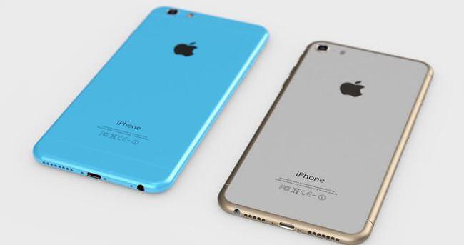 iPhone 6c'nin ekran boyutu farklı olacak