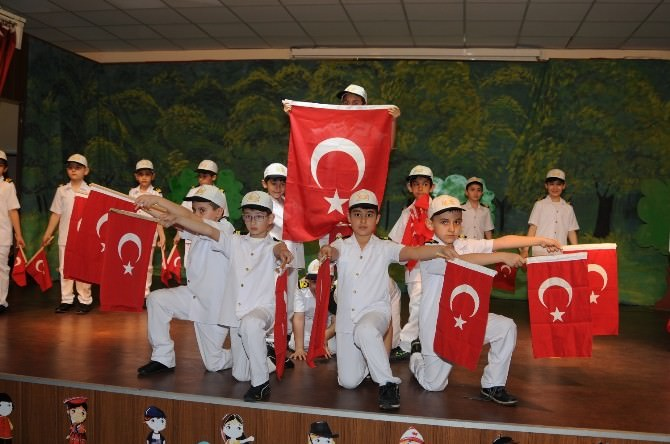 Gaziantep Kolej Vakfında 23 Nisan Coşkusu Start Aldı