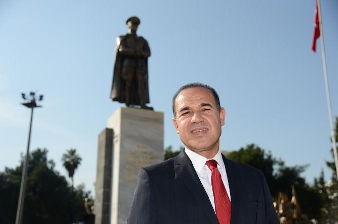 """Sözlü: """"Köklü Demokrasi, Çocuklarımıza Bırakacağımız En Büyük Mirastır"""""""