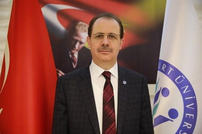 Rektör Coşkun'un 23 Nisan Ulusal Egemenlik Ve Çocuk Bayramı Mesajı
