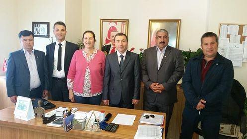 Bodrum AK Parti İlçe Başkanı Çiğdem Demiralp'ten Muhtarlara Tam Destek