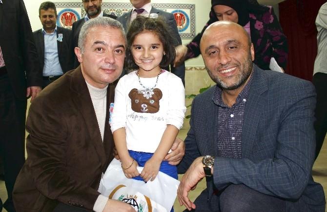 Başkan Mustafa Yenipazar: Dünyada 250 Milyon Yetim Çocuk Var