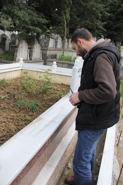 Mezar Taşlarını Çaldığı İddia Edilen Şahıs Serbest