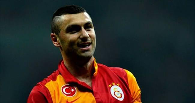 Trabzonspor'dan Burak'a destek