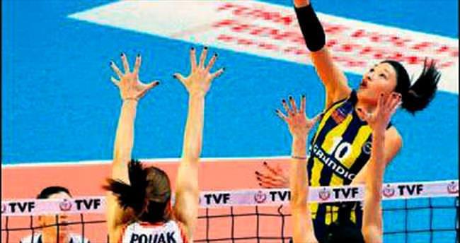 Eczacıbaşı VitrA'ya Fenerbahçe çelmesi