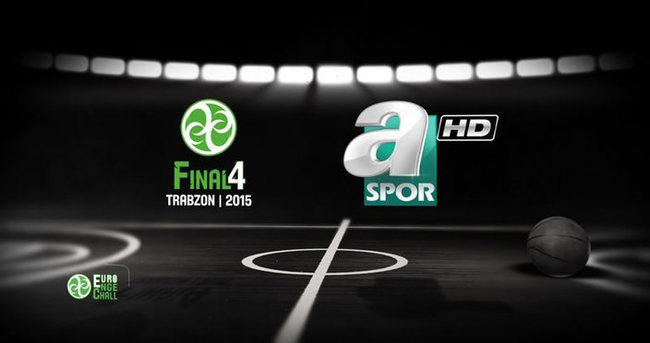 EuroChallange Cup Dörtlü Final maçları A Spor'da