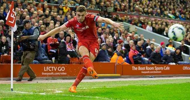 Jordan Henderson 5 yıl daha Liverpool'da