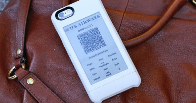 Çift ekranlı iPhone