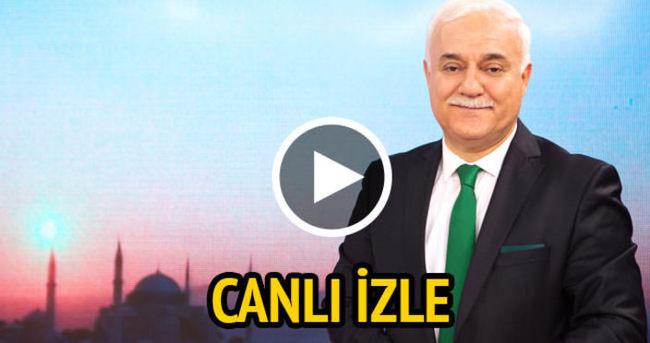 ATV Canlı izle — Nihat Hatipoğlu ile Regaip Kandili Özel Programı izle
