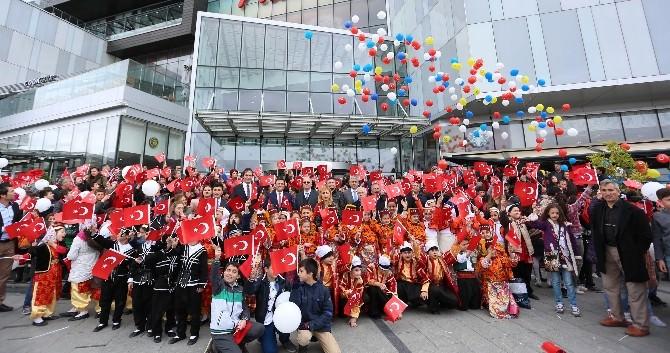 '2015 Mutlu Çocuk' Projesine Muhteşem Final