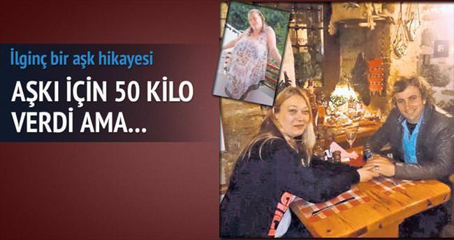 Türk aşkı için her şeyi yaptı, yine de aldatıldı