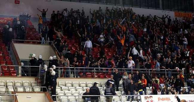 Galatasaray'dan olaylı derbi açıklaması
