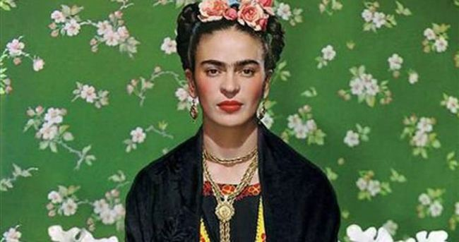 Frida Kahlo'nun gizli aşk mektupları açık artırmada satıldı