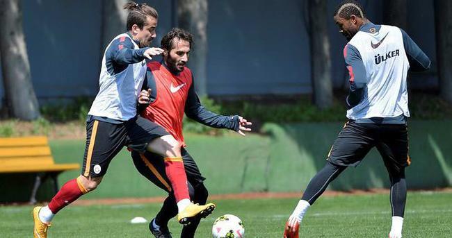 Galatasaray'da Chedjou sevinci