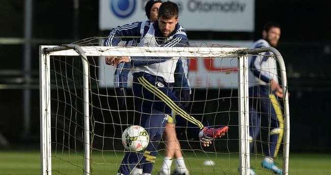 Fenerbahçe'de Diego Ribas sürprizi