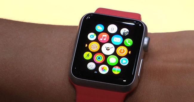 Apple Watch Çin'de satışa çıktı