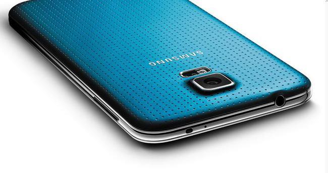 Samsung Galaxy S5'te parmak izi sensörü açığı çıktı!