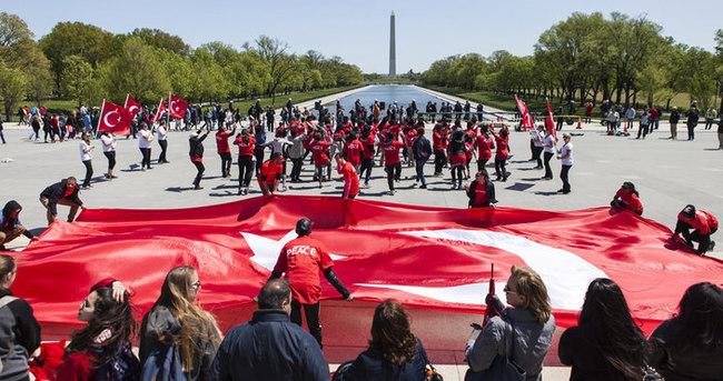 ABD'nin başkentinde Türk şöleni