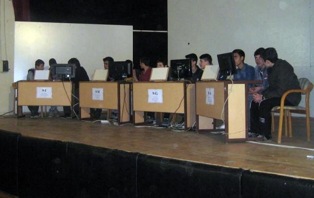 Öğrenciler Bilgi Yarışması Düzenlediler