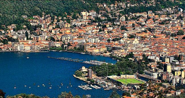 Huzurlu, romantik ve lüks tatilin gözde adresi Como