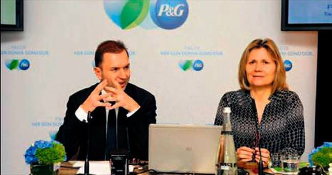 P&G'den dünyaya sahip çıkan hedefler