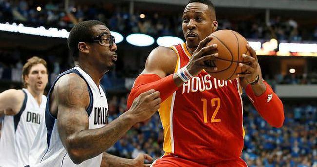 Houston Rockets, Harden'la kazandı