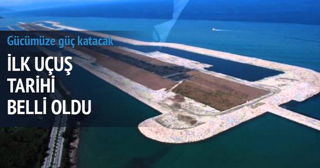 Ordu - Giresun Havalimanı'nda ilk uçuş tarihi belli oldu