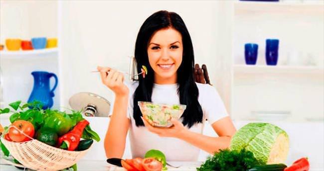 Bahar yorgunluğuna çözüm sağlıklı beslenme