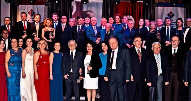 HASVAK ödülleri için görkemli organizasyon