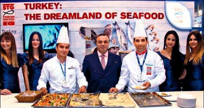100 ülkeye THY ile taze balık ihracatı