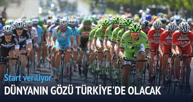 Gözler Türkiye'de