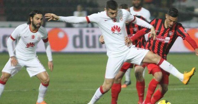 Galatasaray G.Antep maçı ne zaman saat kaçta? —  Canlı