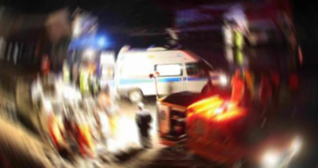İzmir'de otomobil yoldan çıktı: 5 yaralı