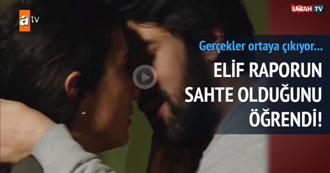 Kara Para Aşk 44. son bölüm fragmanı izle - Elif gerçekleri öğrendi!