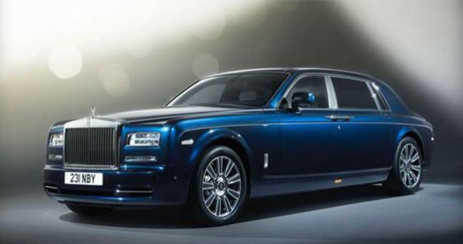 Ünlülere özel Rolls-Royce sadece 25 adet üretilecek
