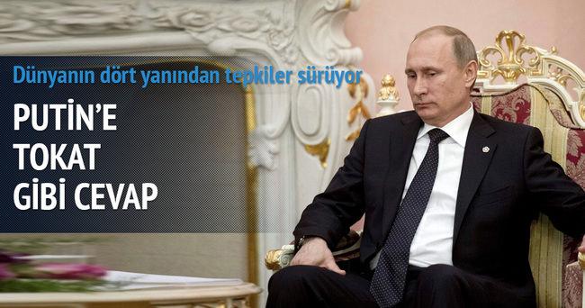 Sürgün edilen milletlerden Rusya'ya sert tepki