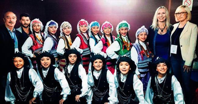 Hacettepe'de kültür ve dostluk buluşması