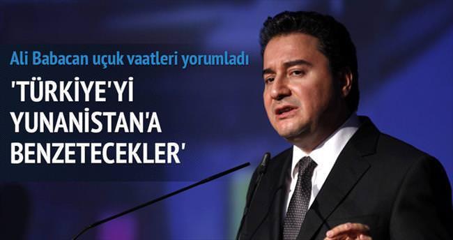 Türkiye'yi Yunanistan'a benzetecekler