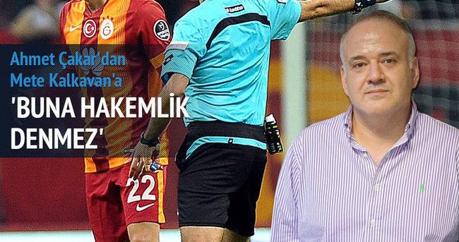 Usta yazarlar Galatasaray - Gaziantepspor maçını yorumladı