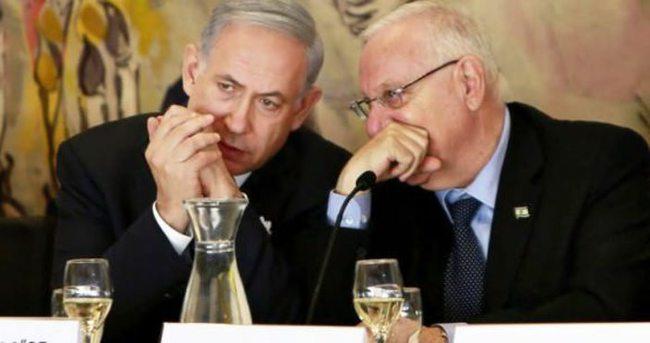 Fırsatçı İsrail, Türkiye'ye karşı harekete geçti