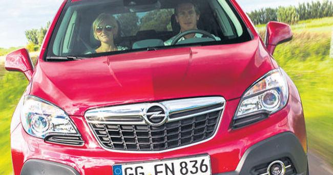 Opel'e dizel-otomatik Mokka dopingi!