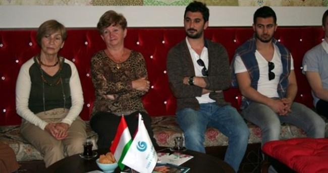 Mehmet Akif Ersoy, Macaristan'da anıldı