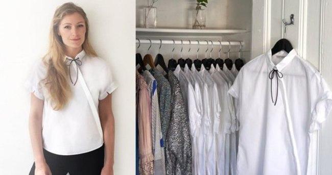 Matilda Kahl, 3 yıldır her gün aynı kıyafeti giyiyor