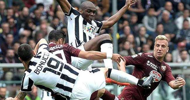 Serie A'da zirvede kan kaybı