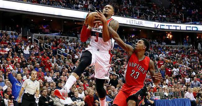 Washington Wizards, Toronto'yu süpürdü!