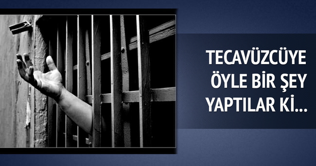Mafya, tecavüzcüyü hapishanede infaz etti