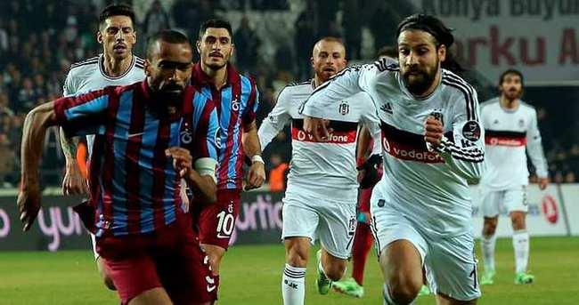 Trabzonspor-Beşiktaş maçı 10 TL