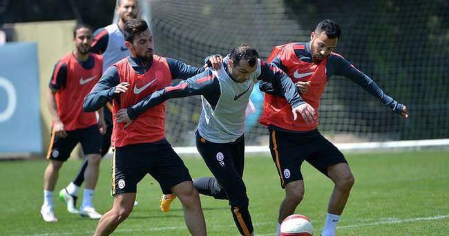 Galatasaray'da kupa mesaisi